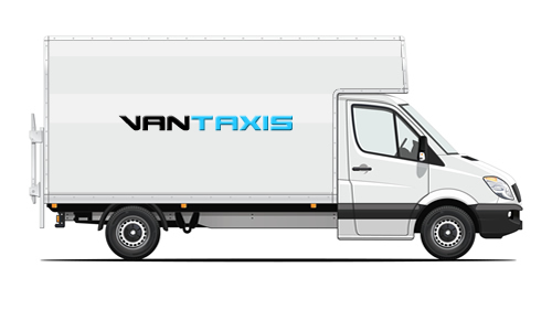 Large Luton Van and Man Hire Manchester