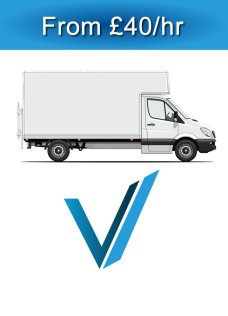 Luton Transit Van and Man hire