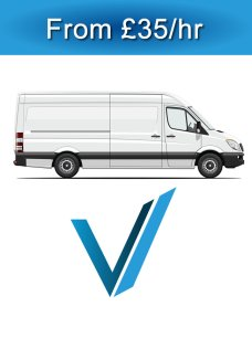 Medium Transit Van and Man hire