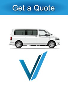 Minivan Taxi Hire London